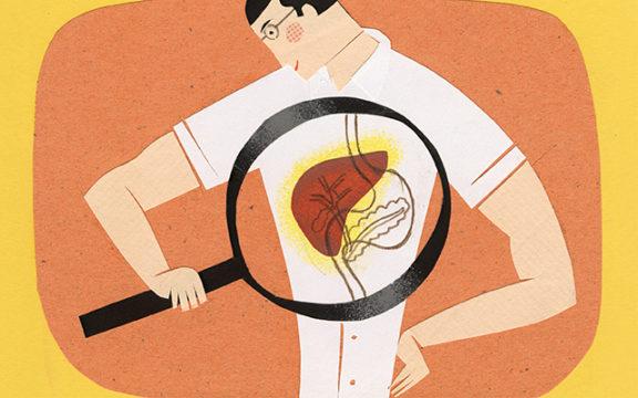 5 cách thải độc gan bằng thảo dược